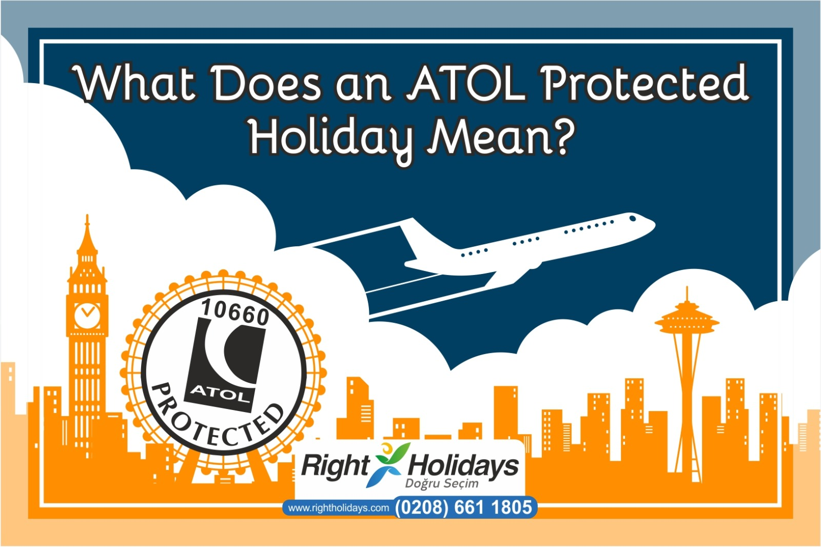 What Does an ATOL Protected Holiday Mean?