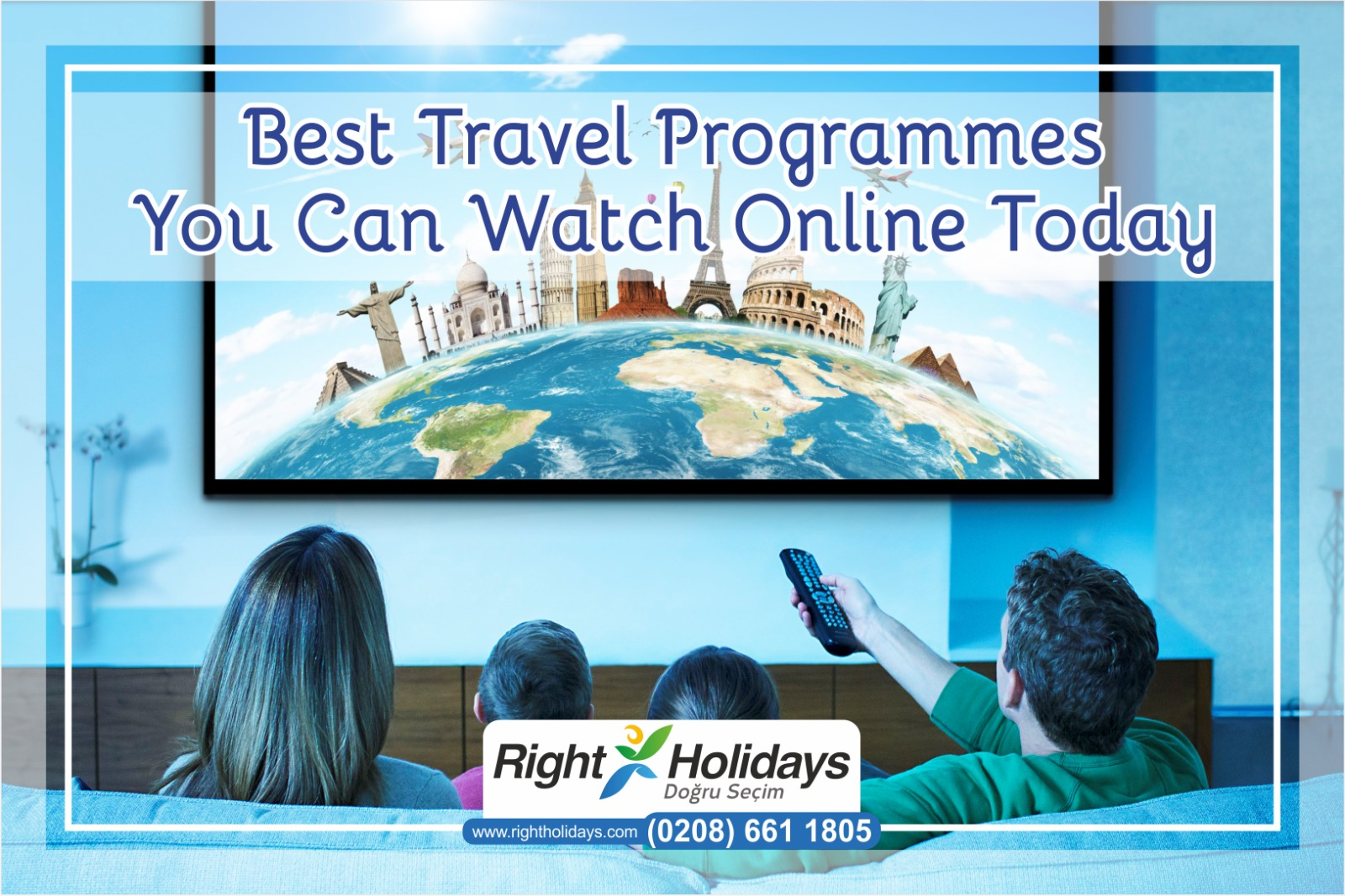 Best Travel Programmes You Can Watch Online Today