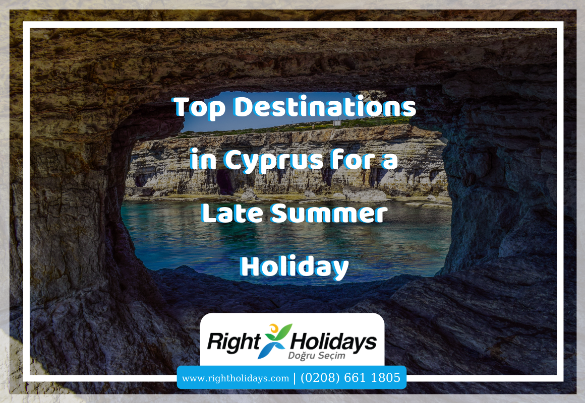 Top Destinations in Cyprus for a Late Summer Trip