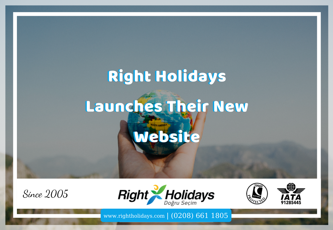 Right Holidays Launches Their New Website